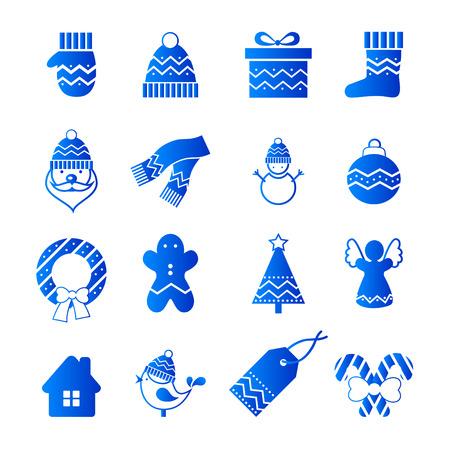 scarp: Christmas icons