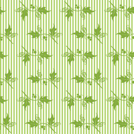 Christmas seamless pattern Ilustração