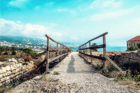 Byblos Archaeological Site, Lebanon