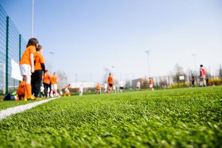 Fußball Fußball-Training und Turnier für Kinder
