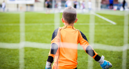 arquero futbol: entrenamiento de porteros de fútbol juvenil