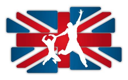 British flag Stock Vector - 14644694