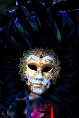 venice mask photo