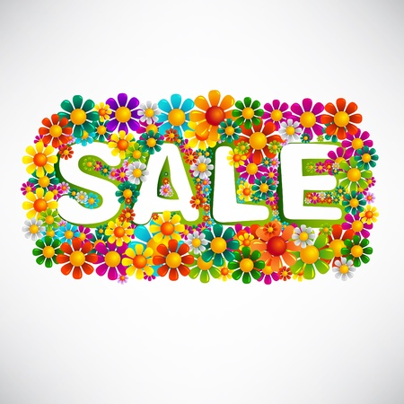 naturism: flower summer sale