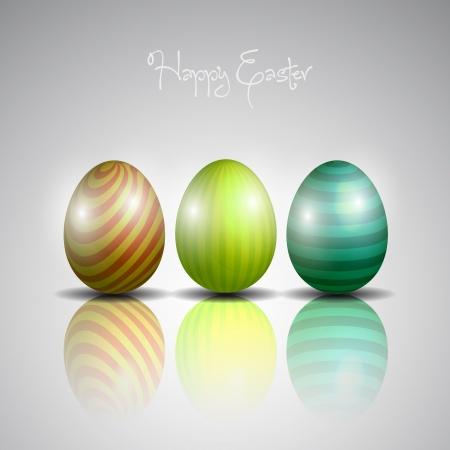 Easter eggs Vector Illustrator Vector