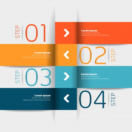 vector web design template  Vector