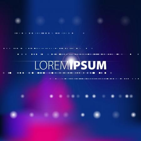 Blurred modern background