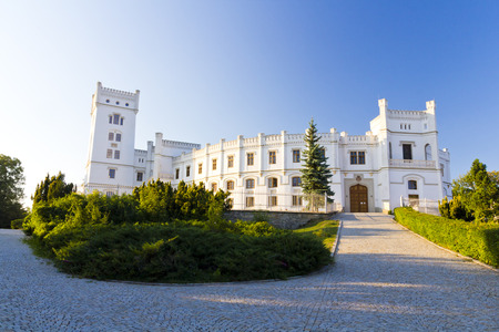 cz: Chateau Novy Svetlov, Czech Republic