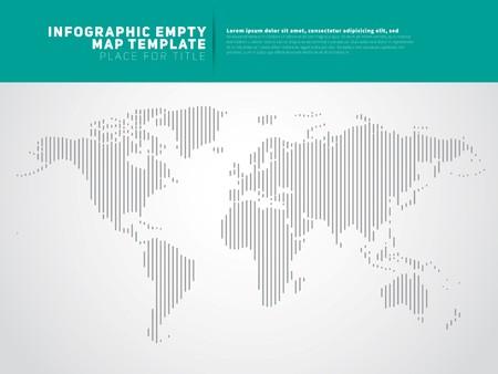 vertical lines: Mundo de los continentes en las l�neas verticales