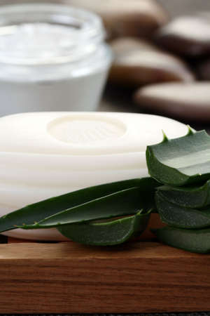 grooming product: aloe vera grooming product - beauty treatment