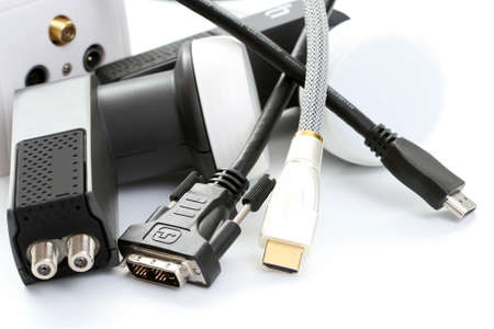 electrical equipment: hdmi cable electric plug - electrical equipment