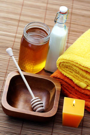 milk fresh: honey and milk spa - beauty treatment