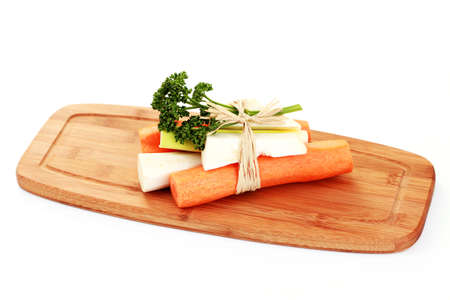 all vegetables you need to make delicious sopu - vegetables photo