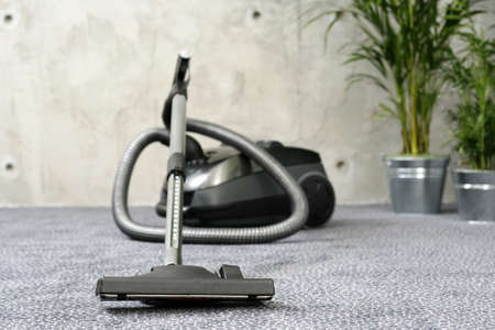vacuum cleaner - howsework - domestic life Stock Photo - 8935895