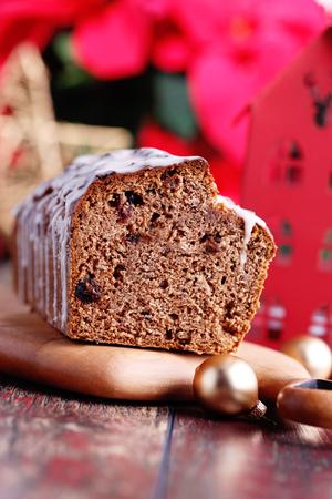 homemade gingerbread - sweet food