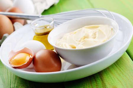 Alles wat je nodig hebt om mayonaise te bereiden - eten en drinken