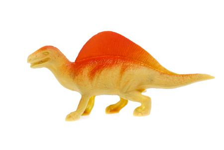 dinosaurs  on white background