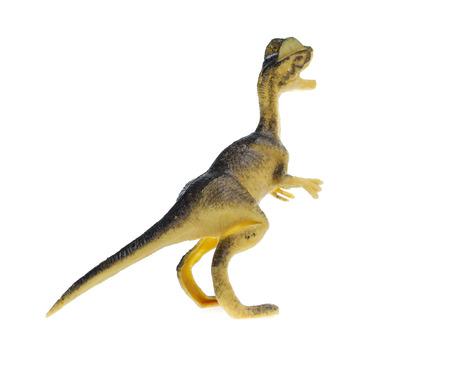dinosaurs  on white background Banco de Imagens - 92353278