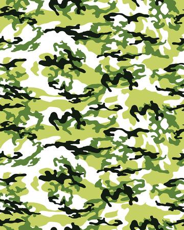 motif de camouflage à la mode, vecteur illustration.Millatry print .Seamless vecteur fond d'écran