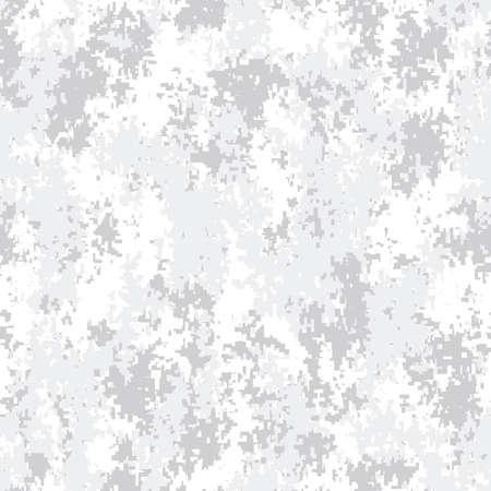 Fashionable camouflage pattern, military print .Seamless illustration Zdjęcie Seryjne - 154147506