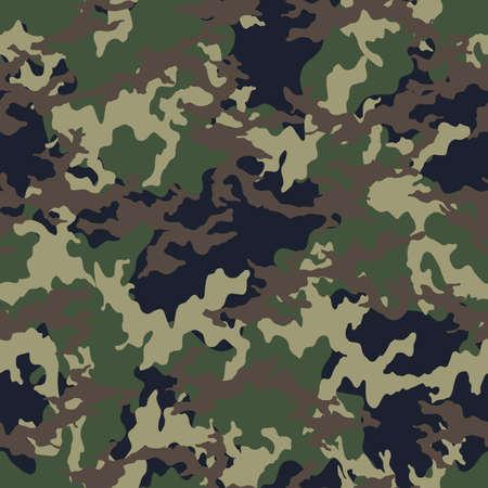 Fashionable camouflage pattern, military print .Seamless illustration Zdjęcie Seryjne - 157773737