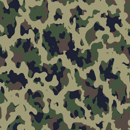 Fashionable camouflage pattern, military print .Seamless illustration Zdjęcie Seryjne - 157773745