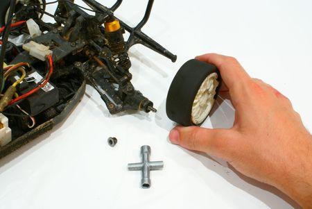 Model car               photo