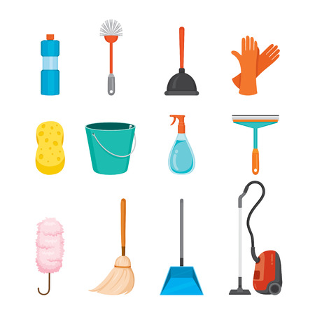 house cleaner: Cleaning, Home Appliances Icons Set, Housework, Appliance, Domestic Tools, Computer Icon, Cleaning, Symbol, Icon Set, Spring Season