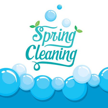 spring cleaning: Spring Cleaning Letter Decorating And Foam Background, Housework, Appliance, Domestic Tools, Computer Icon, Cleaning, Symbol, Icon Set, Spring Season