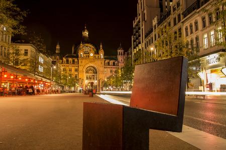 antwerp: Antwerp Central Station