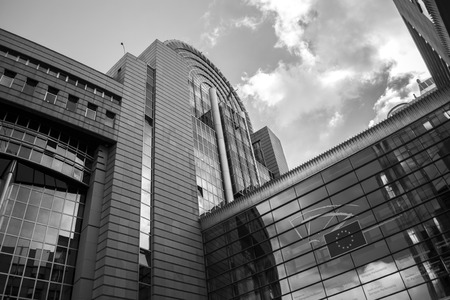 elected: European Parliament in Brussels. It is the Directly Elected parliamentary institution of the European Union (EU). View of Rue Wiertz