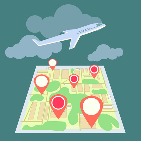 geolocation: Air airline,flights and geolocation