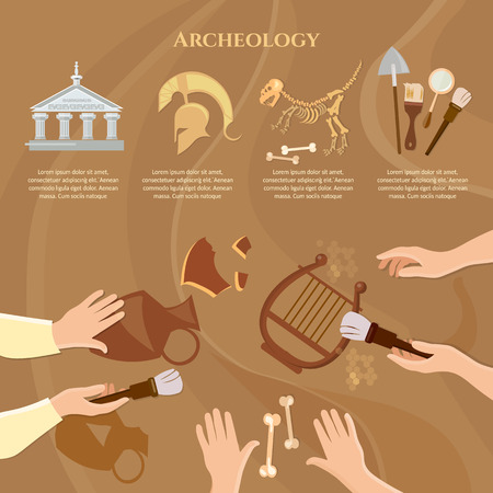 archaeological: Archaeological excavation ancient history archaeologists unearth ancient artifacts
