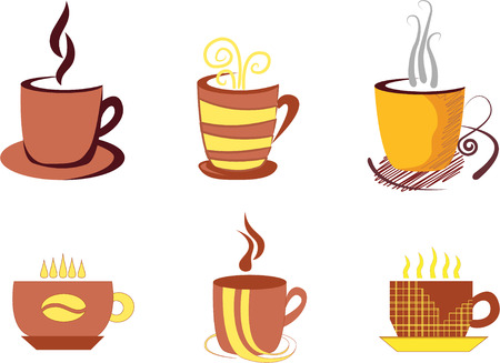 Coffee. Tea. Element for design vector illustration Vector