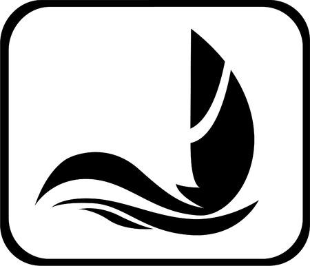 yachts Stock Vector - 5296456