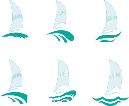 boat race:  yachts