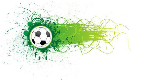 banni�re football: banni�re de football.