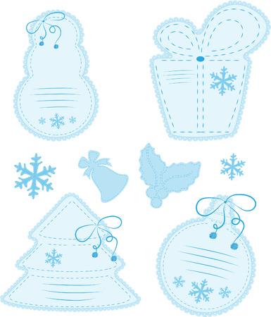 Doodles frames. Stock Vector - 8210267