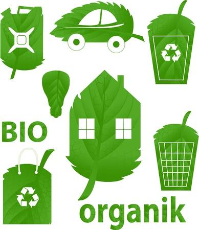 Biomass: Bio icons