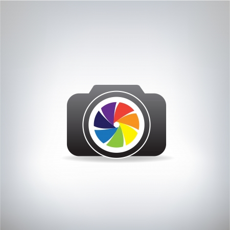 camara: c�mara de fotos estilizada