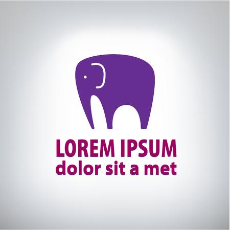 siluetas de elefantes: Elefante emblema para su negocio
