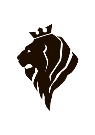 Lion's Head in het profiel.