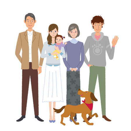systemic: Family Illustration