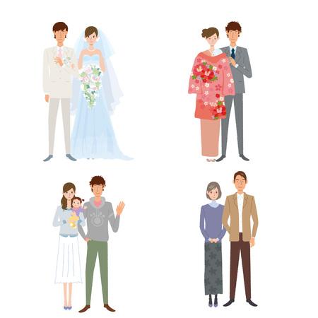 commemoration: life Illustration