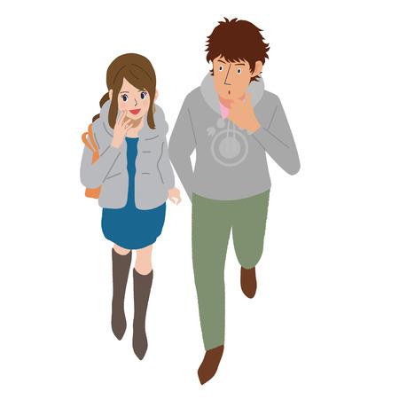 couple illustrations