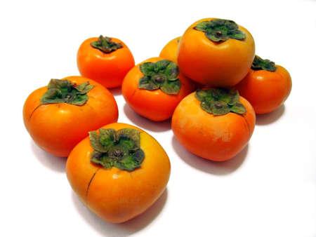 Persimmon (Japanese fruit image photo)