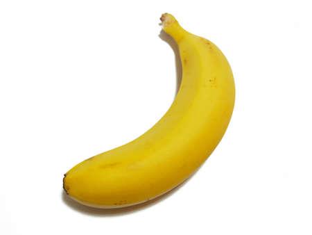 1 banana (tropical fruit) Fruit material photo
