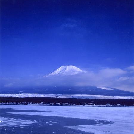 富士の山 写真素材