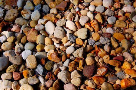 Colorful stones Banco de Imagens