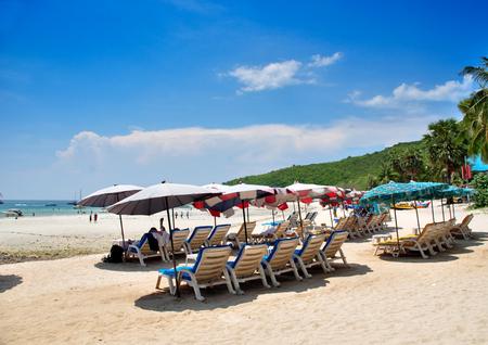 Taen beach at Koh Larn Pattaya